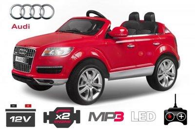 Audi Q7 kinderauto - Licentie